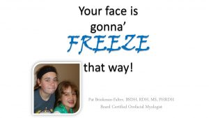 Your face is gonna'2